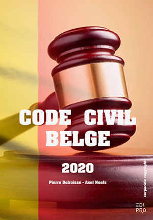 Code Civil Belge 2020