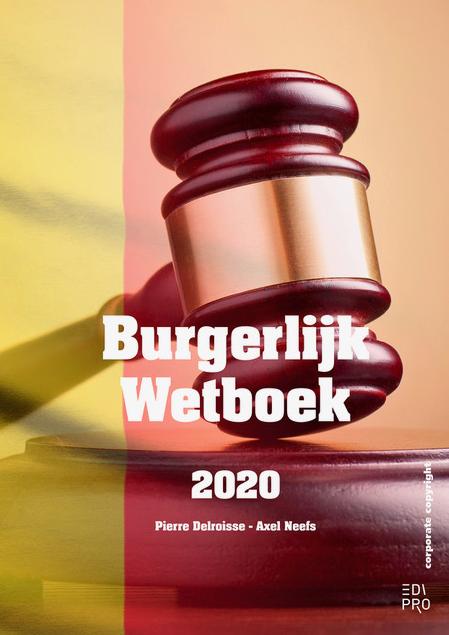 Burgerlijk Wetboek 2020