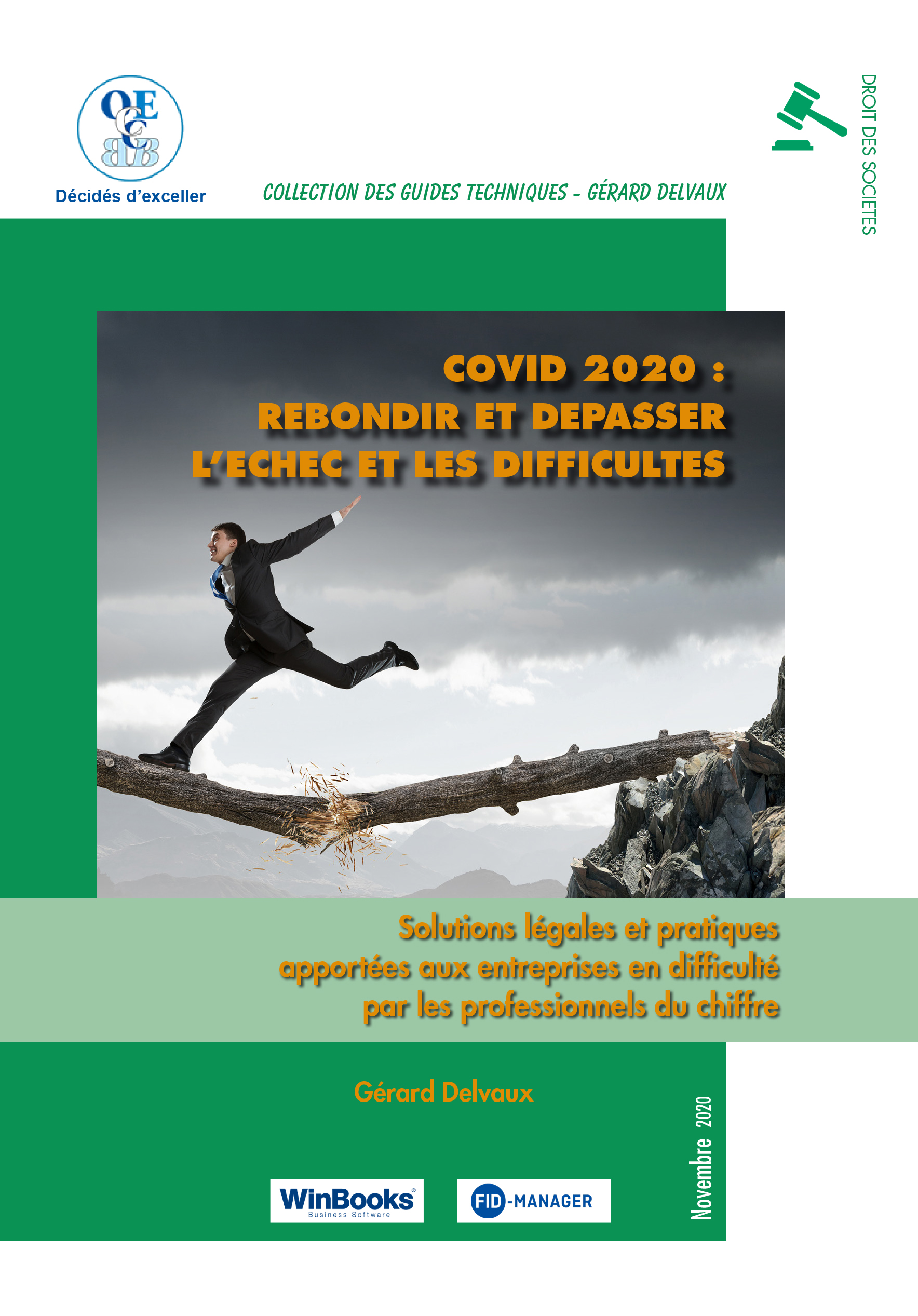Covid 2020 : rebondir et dépasser l'échec et les difficultés