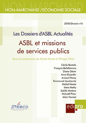 ASBL et missions de services publics