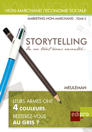 Marketing non marchand, storytelling (Le)