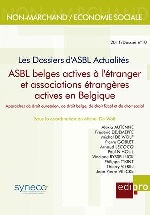 ASBL belges actives à l'étranger