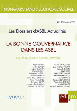 Bonne gouvernance dans les ASBL (La)