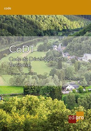 Le CoDT - Le Code du Développement Territorial