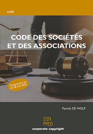 Code des sociétés et associations