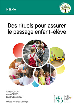 Rituels pour assurer le passage enfant-élève (Des)