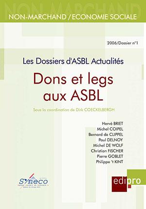 Dons et legs aux ASBL