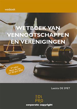 Wetboek van vennootschappen en verenigingen 2de editie