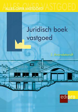 Juridisch boek vastgoed