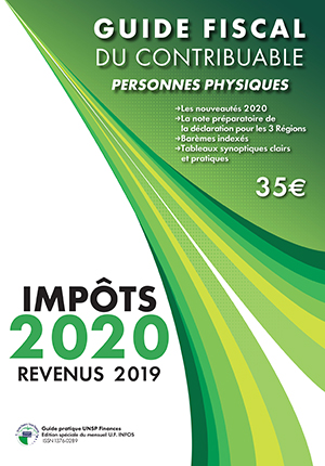 Guide fiscal du contribuable (IPP) 2020