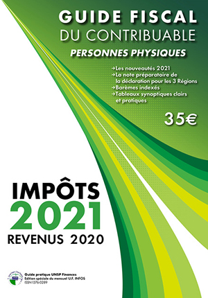 Guide fiscal du contribuable (IPP) 2021