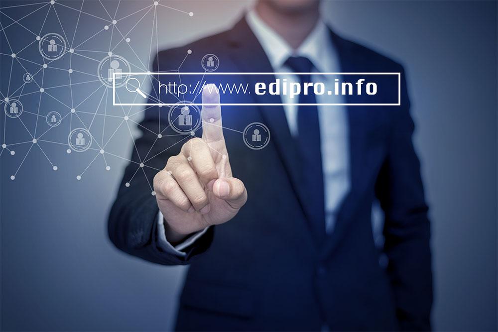 Bienvenue sur le nouveau site d'Edipro !